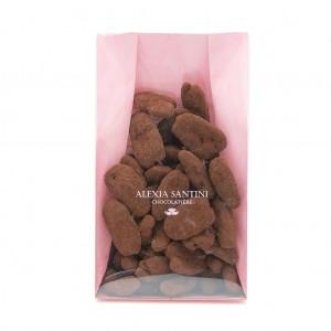 Noix de pécan cacaotées